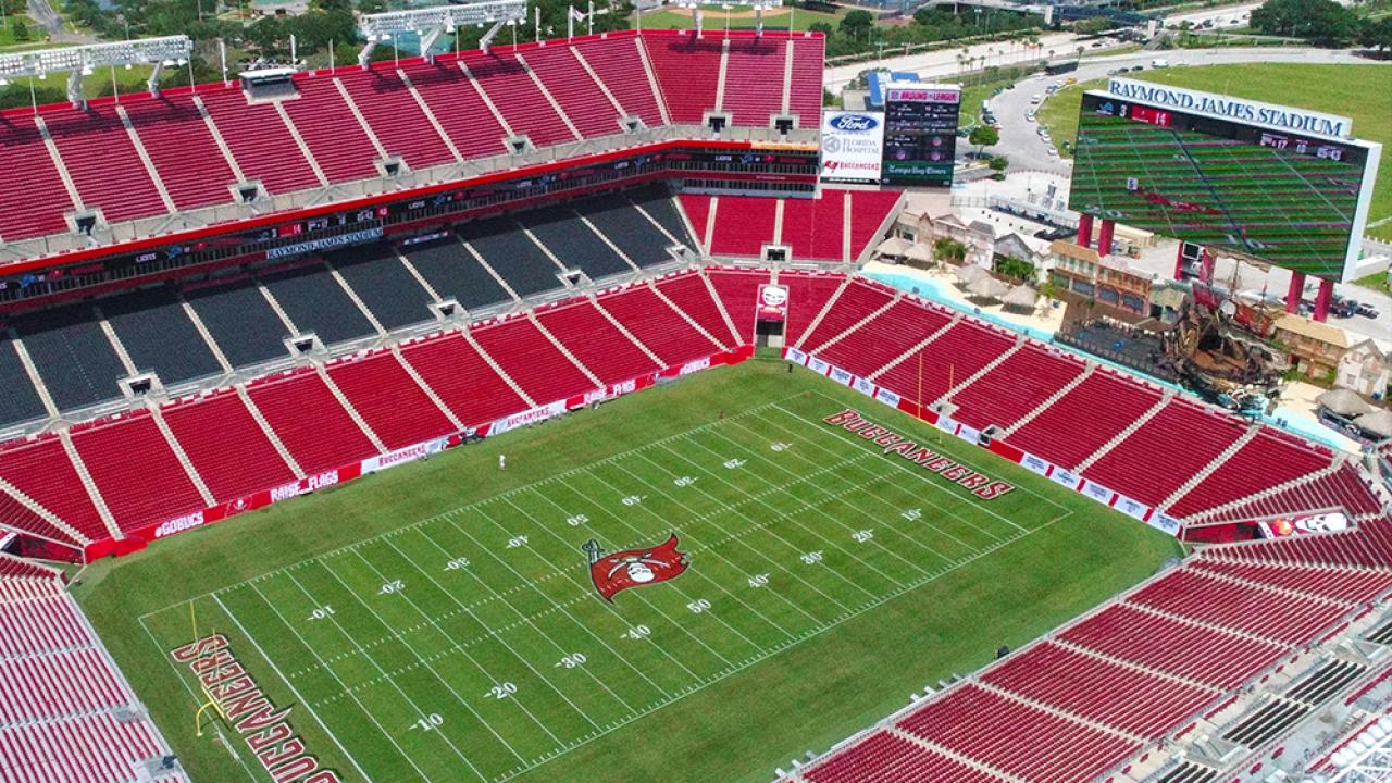 TB Buc Stadium