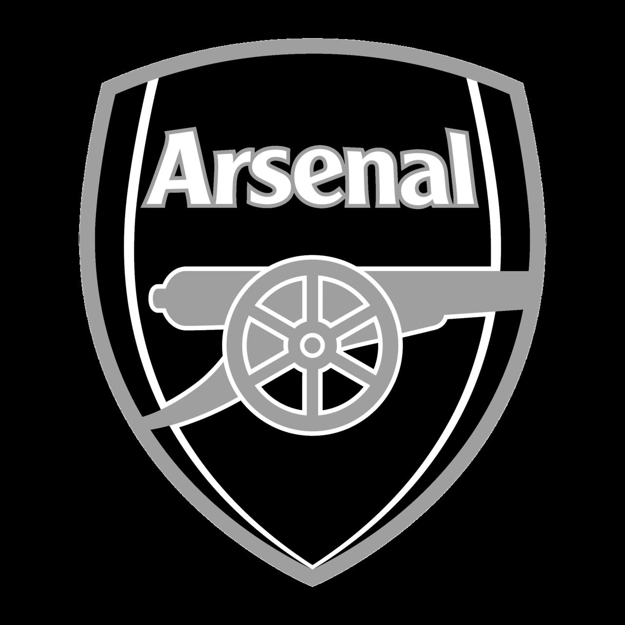 arsenal-logo-black-and-white-1