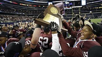 ennis high school football championship