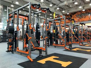 utk weight room