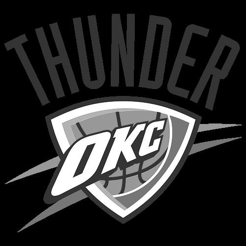 OKC Thunder_BW