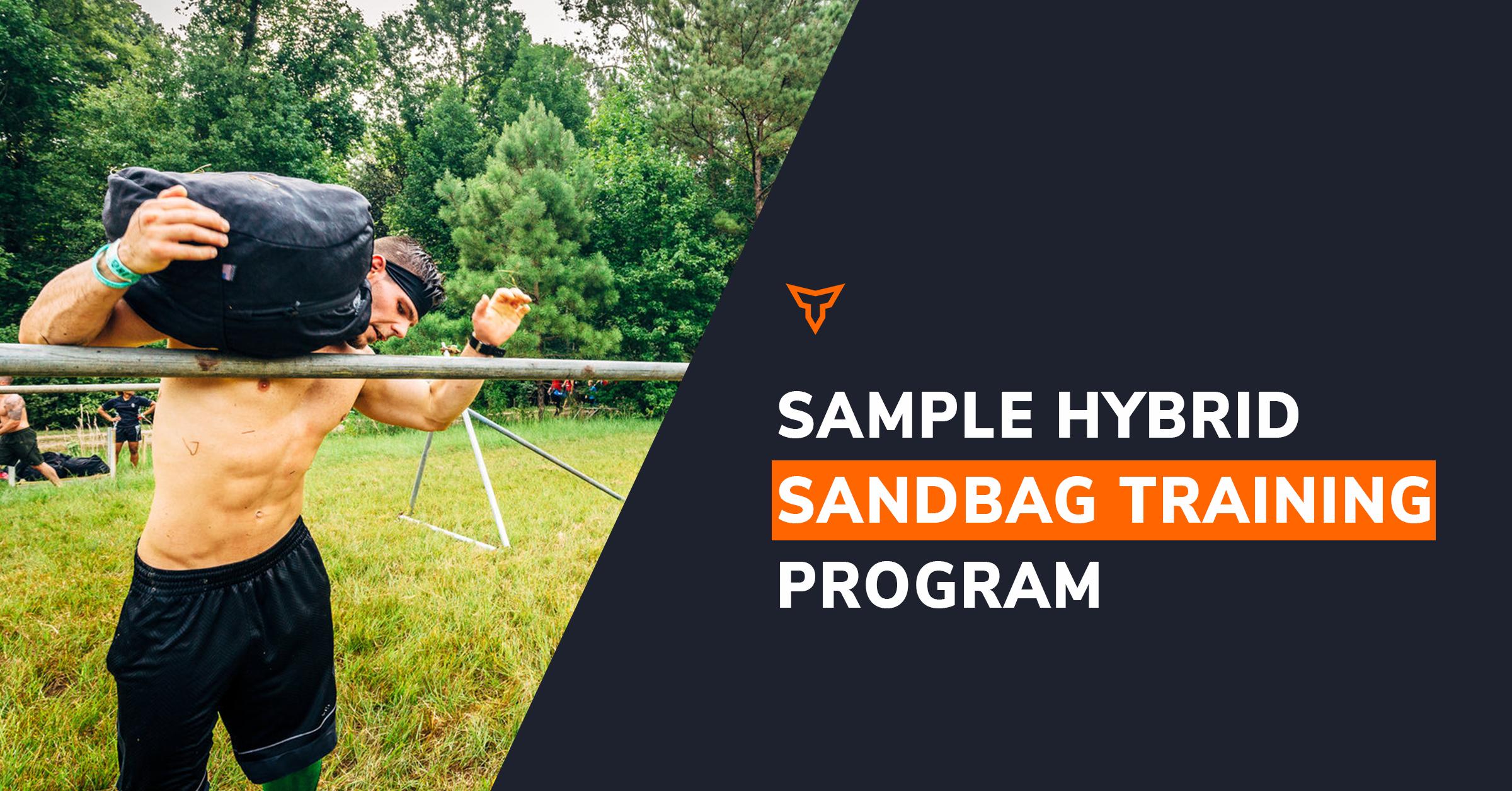 eBook sandbag training card image
